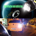 1x1156 branco livre de erros canbus cree chips + samsung lâmpada led de backup reversa luz para volkswagen vw taro touareg touran