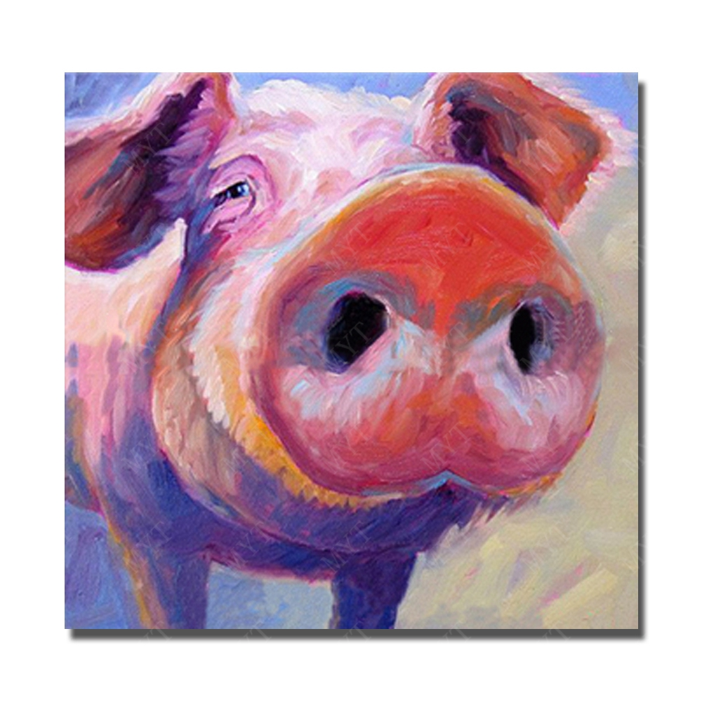 Pig Bedroom Decor Compare Prices On Oil Pig Online Shopping Buy Low Price Oil Pig