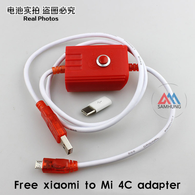 2016new deep flash cable for xiaomi phone models Open port 9008 Supports all BL locks Engineering with free adapter china agent