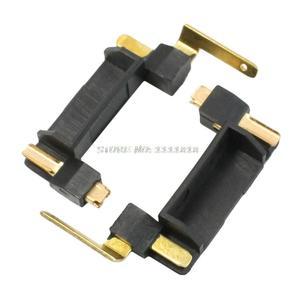 AC220V 2 предмета Пластик металлических компонентов статора контакты для Bosch GBH 2-26 Drill