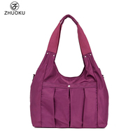 2016 Women Messenger Bags Ladies Nylon Handbag Travel Casual Shoulder Bag Female High Quality Large Capacity