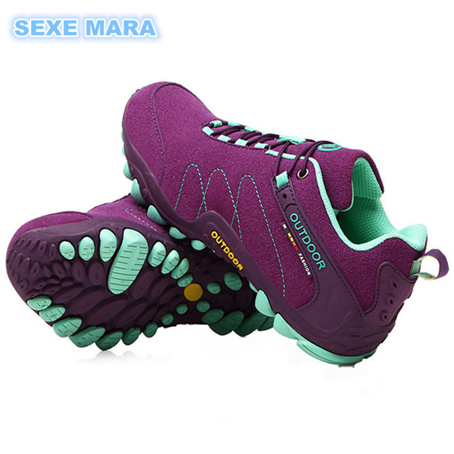 2017 Size 35-44 Sneakers women shoes Outdoor Sports Shoes Running shoes for women non-slip Off-road Jogging Trainers Walking n