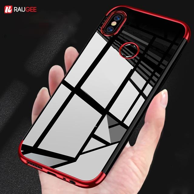 Xiaomi Redmi Note 5 Pro Case Note 5 Prime Shockproof Bumper Ultra Thin Clear PC Back TPU Silicon Case Cover For Redmi Note 5