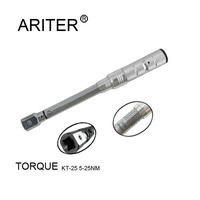 ARITER 5 25N. m universal Torque Wrench Hand Tool Multifunctional Drive Torque Ratchet Wrench Repair Spanner Key