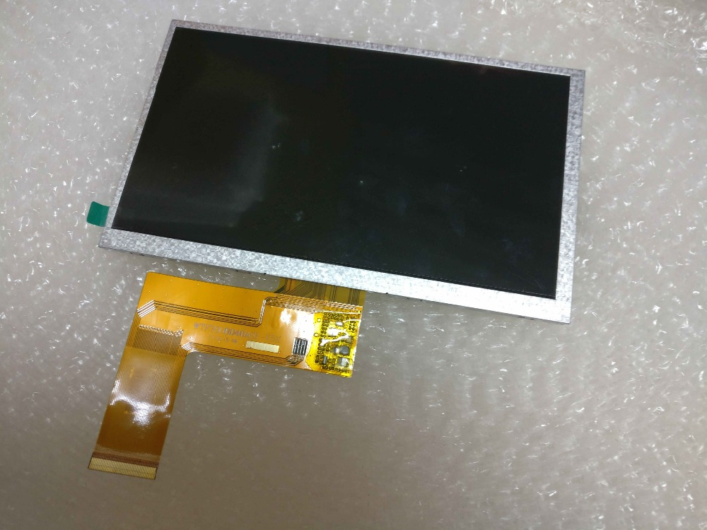 7 inch compatible 40pin WTF700BD40AS1-V5X GPS LCD Displays screen b101xt01 1 m101nwn8 lcd displays