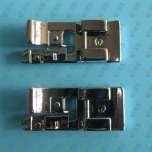 2 PCS OVERCAST FOOT #X51162001 (SA135) fits BROTHER 7 MM TOP LOADING #CY-7310G
