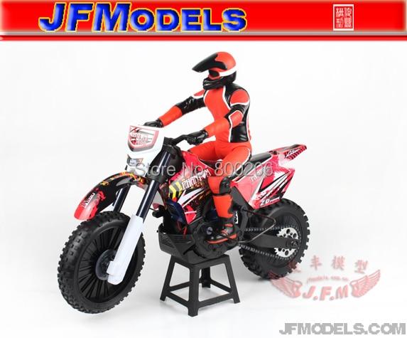 2.4G de 1:5 simulación eléctrica de cross-country de la motocicleta versión sin cepillo 11.1 V batería de li-ion