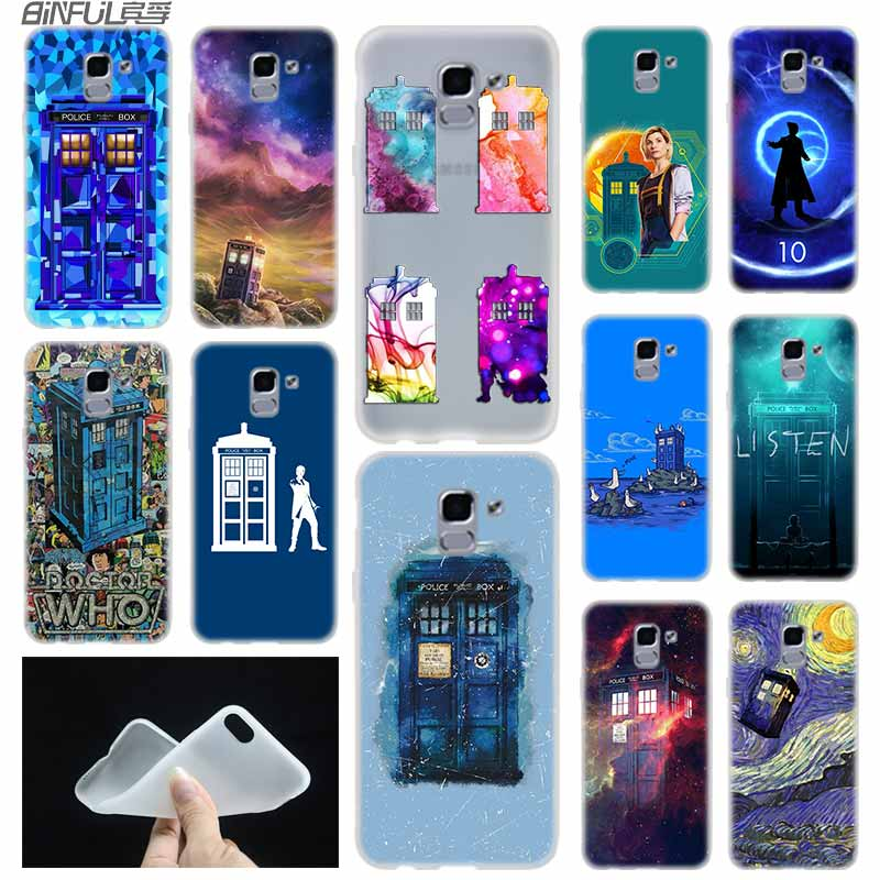 coque samsung j3 doctor who