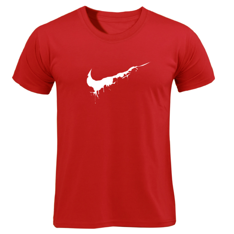 2019 New hot sale Just Color T Shirt Mens Black and White100% Cotton Summer T-shirts Summer Skateboard Tee Boy Skate Tshirt Tops Футболка