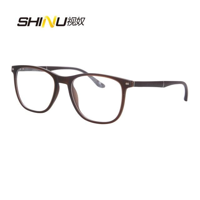 50569b1fb1 Populares gafas de lectura multifocales progresiva cómodas gafas bifocales  para una vista larga y corta SH056