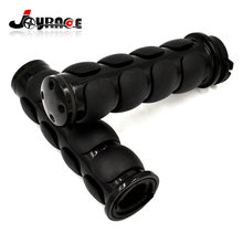 все цены на Motorcycle Hand Grips for Harley Davidson Choppers with Dual Cable Throttle Controls онлайн