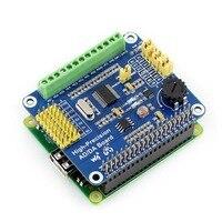 High Precision AD DA Module ADS1256 DAC8552 For Raspberry Pi