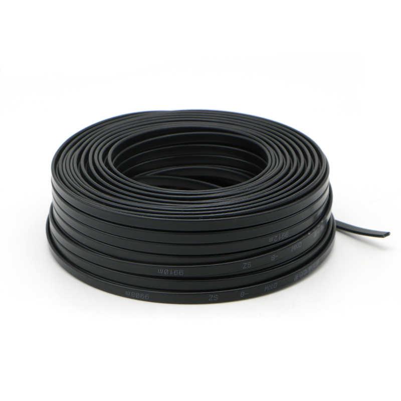 10m 230V 220V tự điều tiết máy nước nóng năng lượng mặt trời ống chất chống đông và nhà ống hâm nóng đóng băng bảo vệ làm nóng cáp 8MM