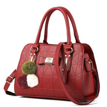 New Arrival Fashion Luxury Women Handbag 2019 Hot PU Leather Shoulder Bags Lady Large Capacity Crossbody Hand Bag Sac A Main