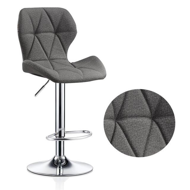 Bar Stools Can Be Lifted Leisure High Stool Chair Lift Modern