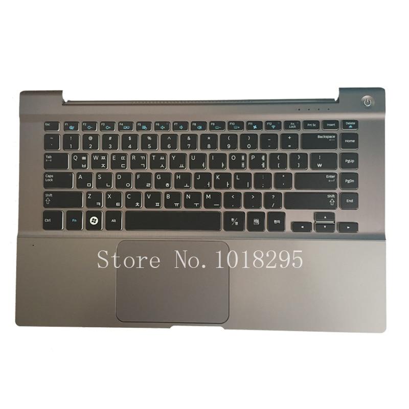NEW for FOR Samsung NP700Z4A NP700Z4AH NP 700Z4B 700Z4C Korean Laptop keyboard KR gray