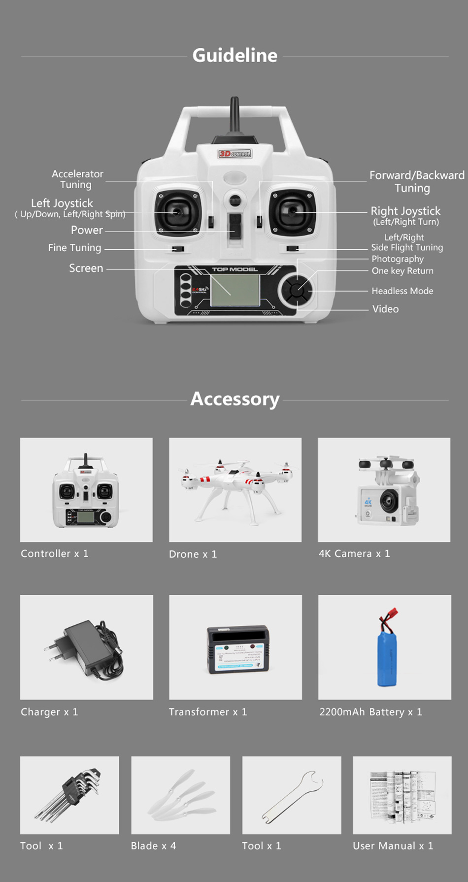 X16 rc drones with camera hd dron GPS height 500 meters fly distance Fpv quadcopter rc helicopter Brushless Motor 4K 1600W Toys 15