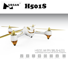 Newest HUBSAN X4 H501S FPV Quadcopter Drone with Camera HD GPS Follow Me & Return Home VS Walkera Runner 250 Furious 320 Freex