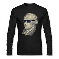 Custom Made T Shirt For Men Party Men Tops Alexander Swagilton Pre Cotton Famous Person Costumes