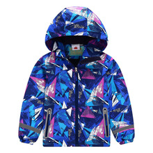 New 2020 Autumn Winter Children Kids Jacket Baby Boys Windproof Waterproof Jackets Outwear Big Boys Double-deck Coats цена 2017