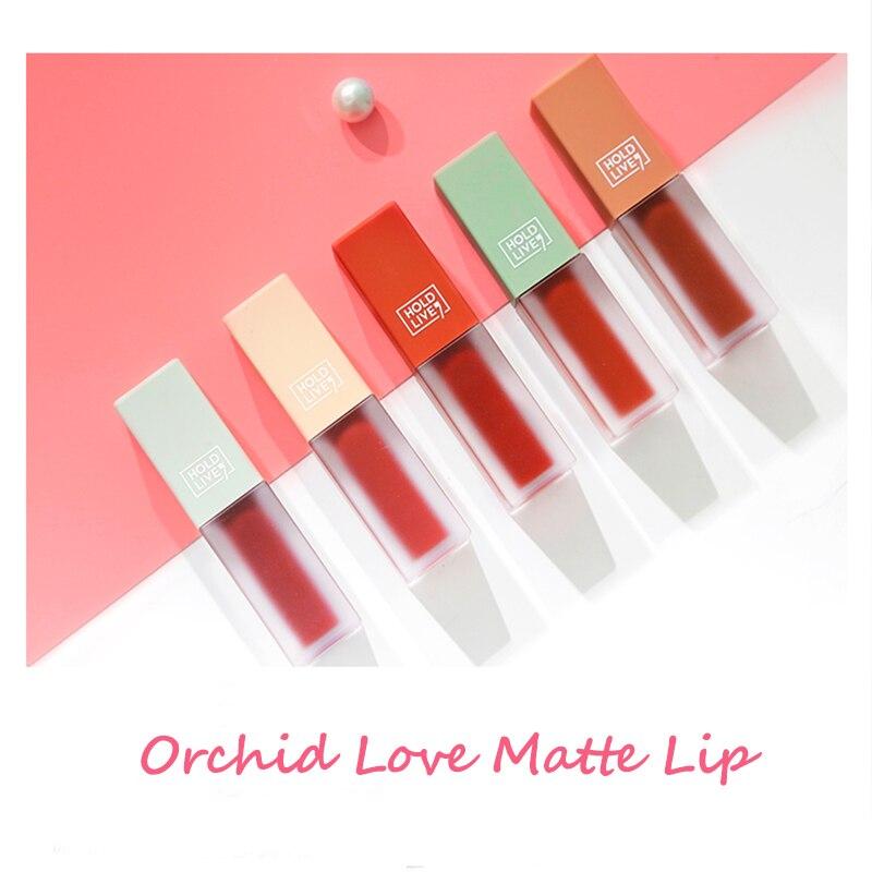 orchid love matte lip