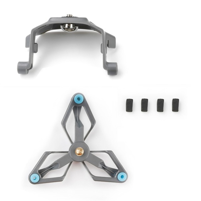 For Gopro Action Camera Stabilizer Holder for DJI Mavic 2 Pro / Zoom Drone Mount Bracket Adaptor Accessories