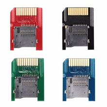 SD2VITA TF Memory Card Adapter Push Eject For PS Vita PSVSD Running 3.60 System For Sony game console 4 colors
