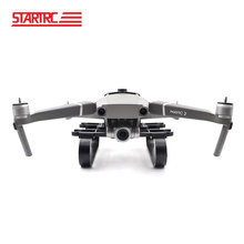 DJI Mavic 2 Landing Skid Gopro Camera LED Light Mount / Landing Gear For DJI Manvic 2 Pro/Zoom drone Accessories