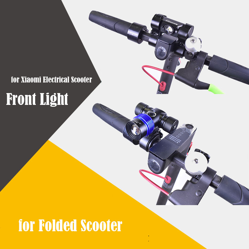 Far Sight Light For Xiaomi Mijia M365 Electrical Scooter Night Light For Electrical Scooter