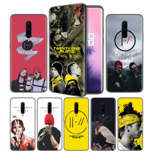 twenty one pilots Trench Soft Black Silicone Case Cover for OnePlus 6 6T 7 Pro 5G Ultra-thin TPU Phone Back Protective