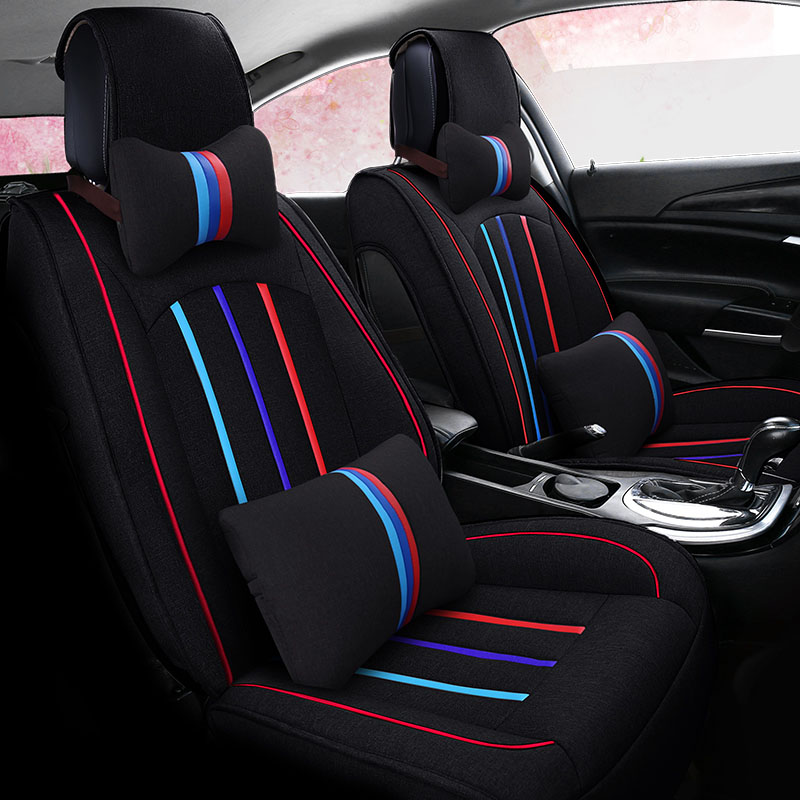 Universal car seat cover auto seat covers for Lexus IS200 IS300 IS250 IS F IS220d IS350 RC300h RX300 RX350 RX400h RX450h ...