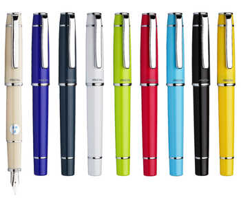 9 Colors Pilot Prera FPR-3SR Fountain Pen F /M Tip Calligraphy Pen Writing Supplies School & Office Pen - DISCOUNT ITEM  20% OFF All Category