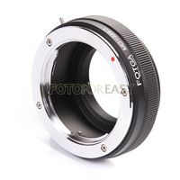 Wholesale FOTGA Lens Adapter Ring For MD Lens to Micro 4/3 M4/3 Adapter for E-P1 G1 GF1 brass oem
