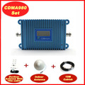 1 компл. с высоким коэффициентом усиления 850 мГц CDMA 980 ЖК мобильный телефон сигнал 2000 square бесплатная доставка