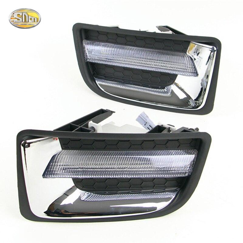 Світлодіодні вогні фари SNCN для денних - Автомобільні фари - фото 2