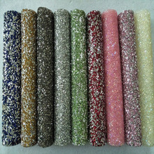 Bling 10 цветов 5x24 см блестящие лента из страз гладить на Кристальные стразы горячей фиксации кусок с задней клеем железа для свадьбы
