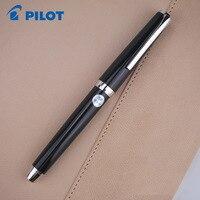 PILOT Original Fountain Pen Falcon Namiki Elabo FE 25SR 14k gold Extra Fine Brown Practice calligraphy soft flex nib