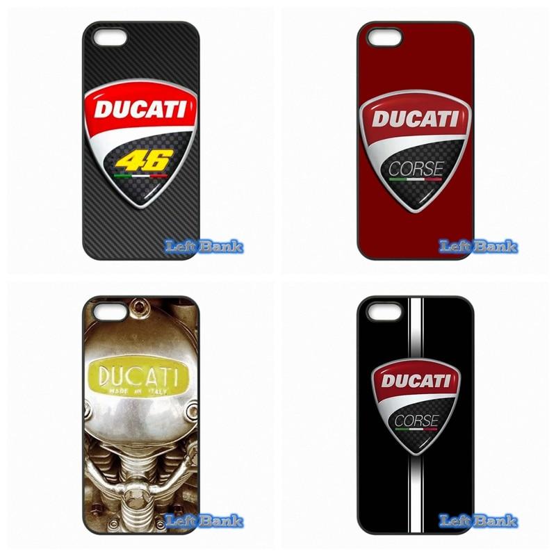 Cover For Huawei Ascend P6 P7 P8 Lite P9 Mate 8 Honor 3C 4C 6 7 4X 5X G7 G8 Plus Ducati Moto Logo Hard Phone Case