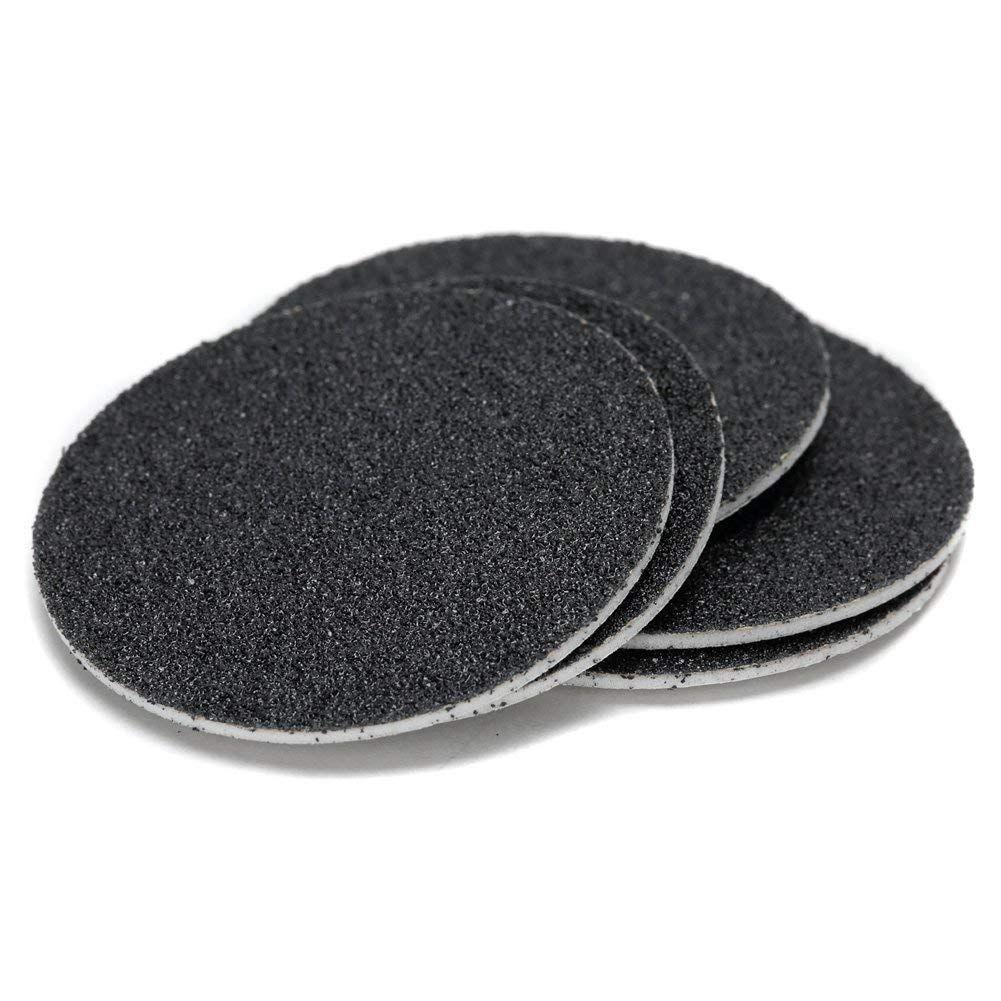 60 шт. Сменные шлифовальные диски диск, диски для Электрические роликовые пилки для стоп инструмент для удаления мозолей - Цвет: Coarse 80 Grit