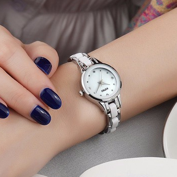 Famous KIMIO K450L Brand font b Watch b font Woman Fashion Dress font b Watch b