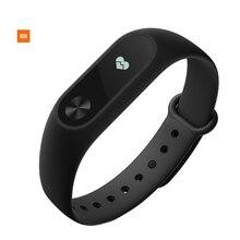 Original xiaomi mi banda 2 pulsómetro pulsera inteligente miband pulsera para android ios 4.4 7.0 gimnasio rastreador