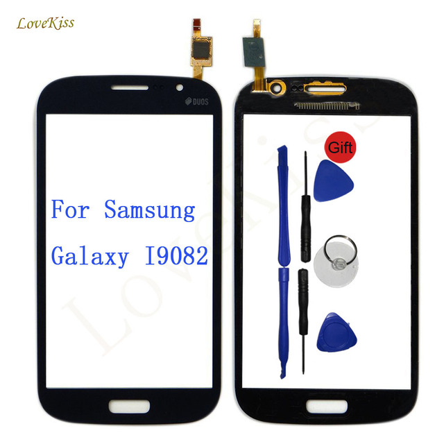 Screen Digitizer Touch Panel For Samsung Galaxy Grand i9082 GT-i9082 I9080 GT-i9080 Touchscreen Sensor Front Glass Replacement