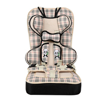 Thicken Baby Safety Car Cushion Portable Safety Seat In Car For 6M 12Y Children Kids Protection