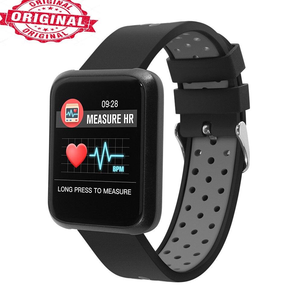 Sport 3 Smart Fitness Blood Pressure Measurement watch Bracelet Activity Tracker ip68 Waterproof Smart Wristband pk xiomi 2