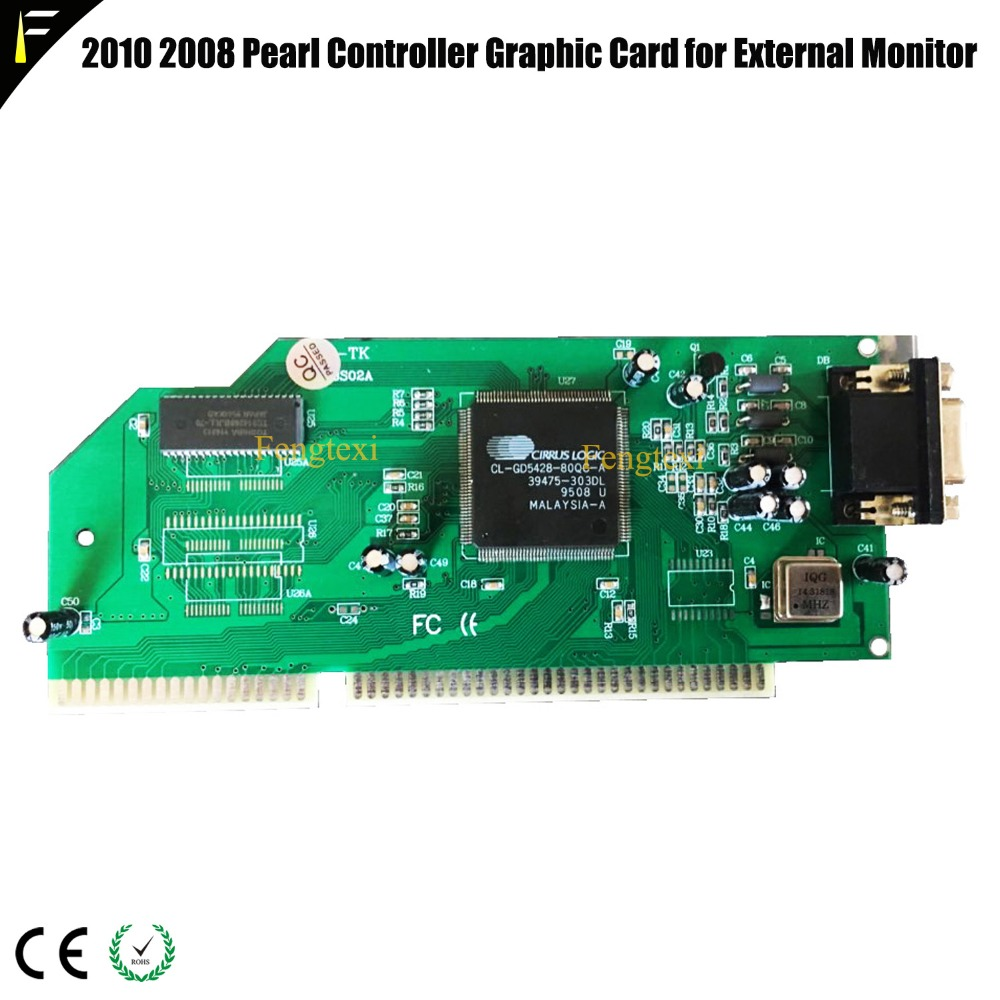 2010 2008 Pearl Controller Graphic Card Panel Pearl 2010 Display Graphic Card Driver Motherboard Graphic Card For External Scree