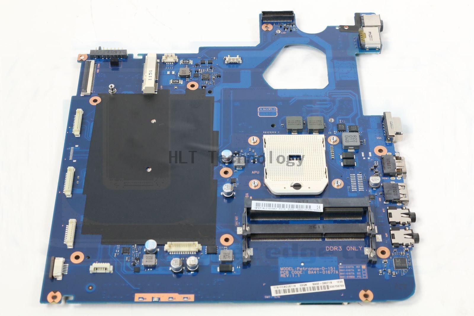 Ordinateur portable Carte Mère BA41-01677A Pour SAMSUNG NP305V5A NP305V4A carte mère BA92-08671A BA92-08671B DDR3 100% entièrement testé