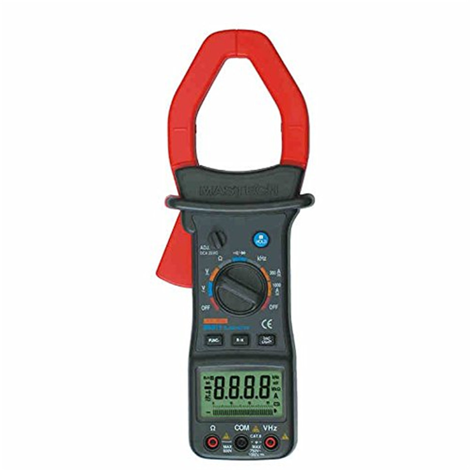 Professional AC/DC Digtal Clamp Meter MASTECH MS9912 мультиметр uyigao ac dc ua18