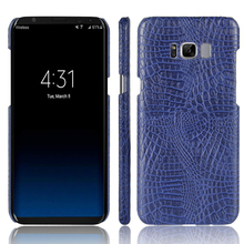 For Samsung Galaxy S8 Plus phone bag case For Samsung Galaxy s 8 Plus Luxury Crocodile Skin PU leather Case Cover Samsung S8Plus стоимость