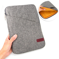 Nylon Shockproof Tablets Sleeve Pouch Bag Case For Funda Apple IPad Air 1 2 3 Pro