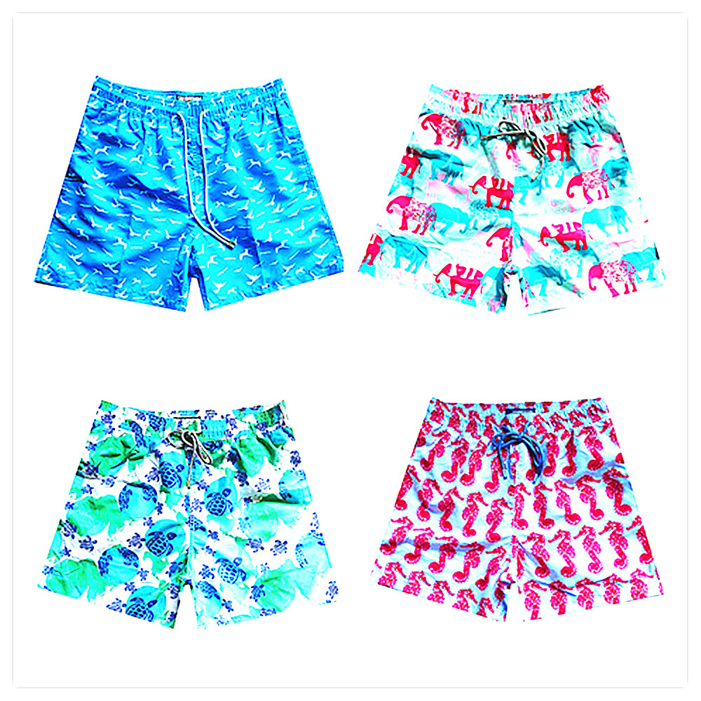 6 8 10 12 14 16 Years BREVILE PULLQUIN Brand Board Shorts Turtle Boardshort Quick Dry Beach bermuda masculina Swimwear Swimsuit